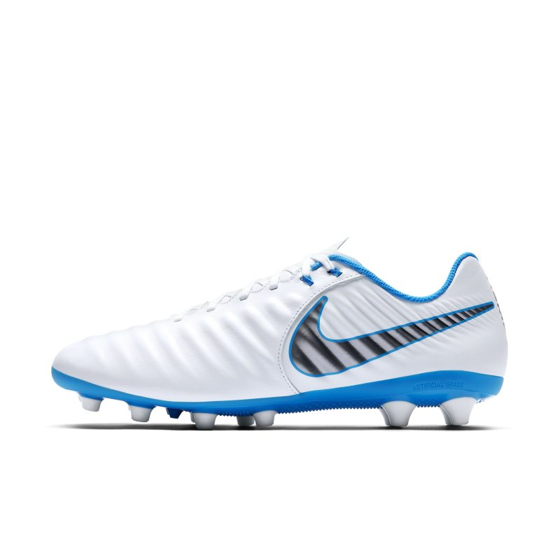 Nike Tiempo Legend VII Academy AG-PRO Artificial-Grass Football Boot - White