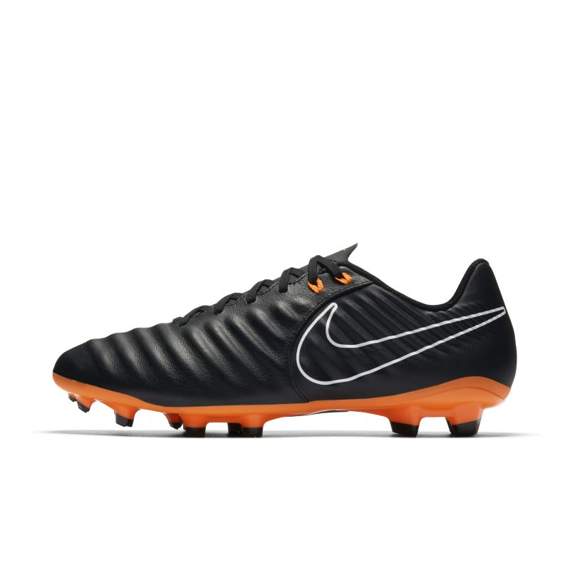 Nike Tiempo Legend VII Academy Firm-Ground Football Boot - Black