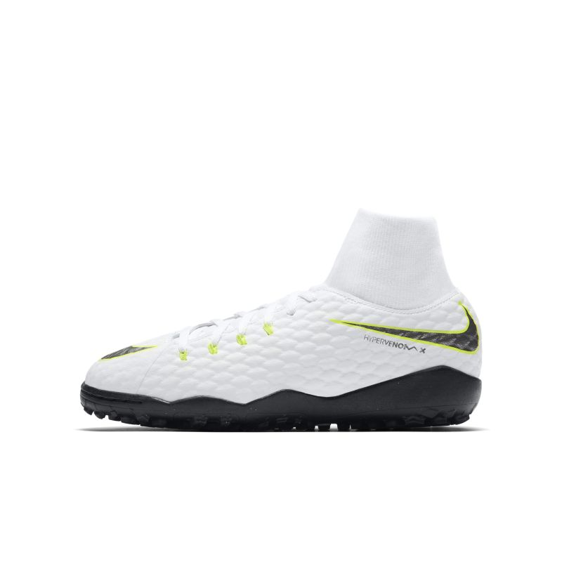 Nike Hypervenom PhantomX III Elite Dynamic Fit TF Younger/Older Kids'Artificial-Turf Football Boot -