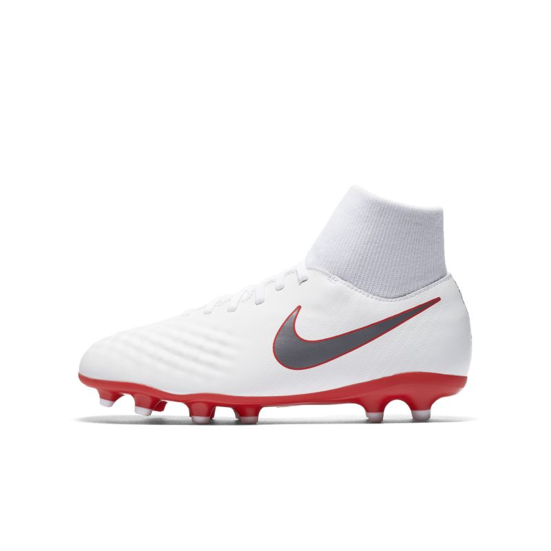 Nike Jr. Magista Obra II Academy Dynamic Fit Just Do It FG Younger/Older Kids'Firm-Ground Football B