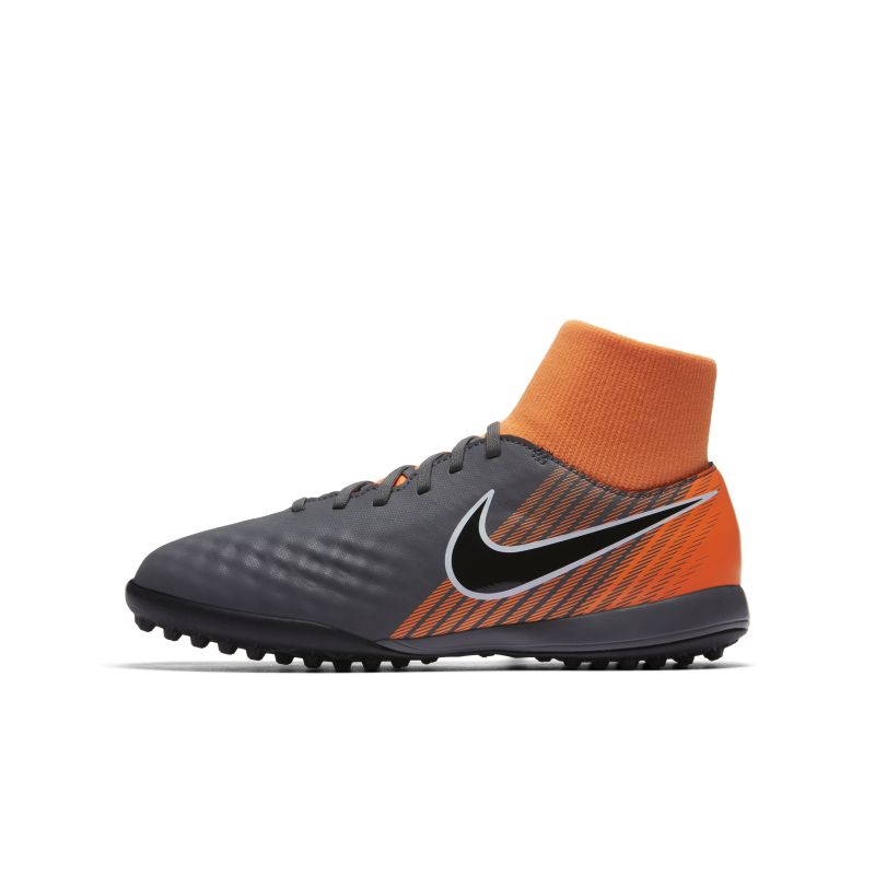 Nike Jr. Magista ObraX II Academy Dynamic Fit TF Younger/Older Kids'Artificial-Turf Football Boots -