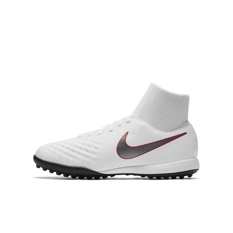 Nike Jr. MagistaX Obra II Academy Dynamic Fit TF Younger/Older Kids'Artificial-Turf Football Shoe -