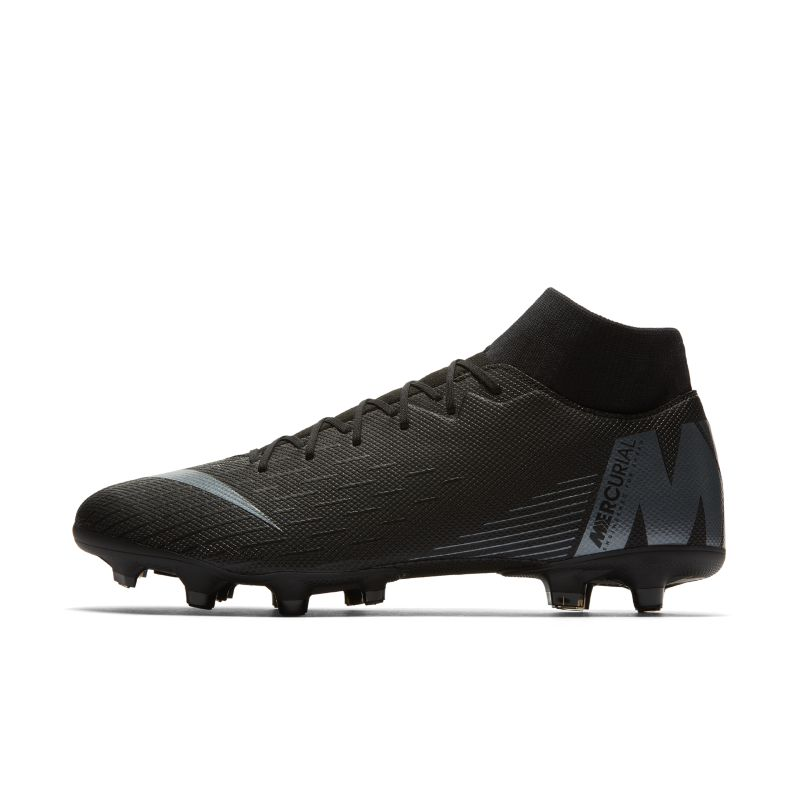 Nike Mercurial Superfly VI Academy Multi-Ground Football Boot - Black