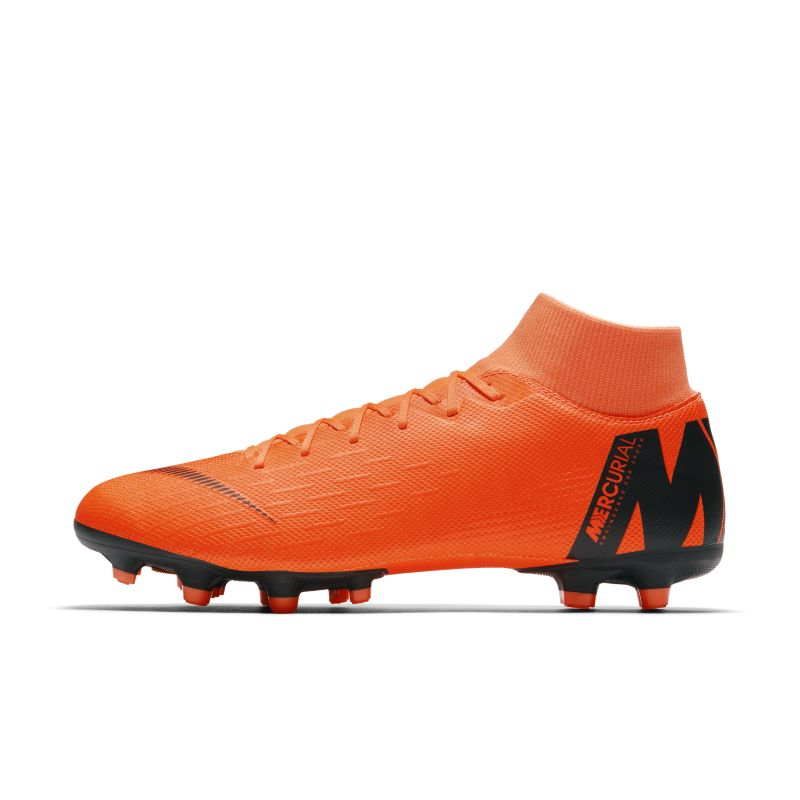 Nike Mercurial Superfly VI Academy Multi-Ground Football Boot - Orange