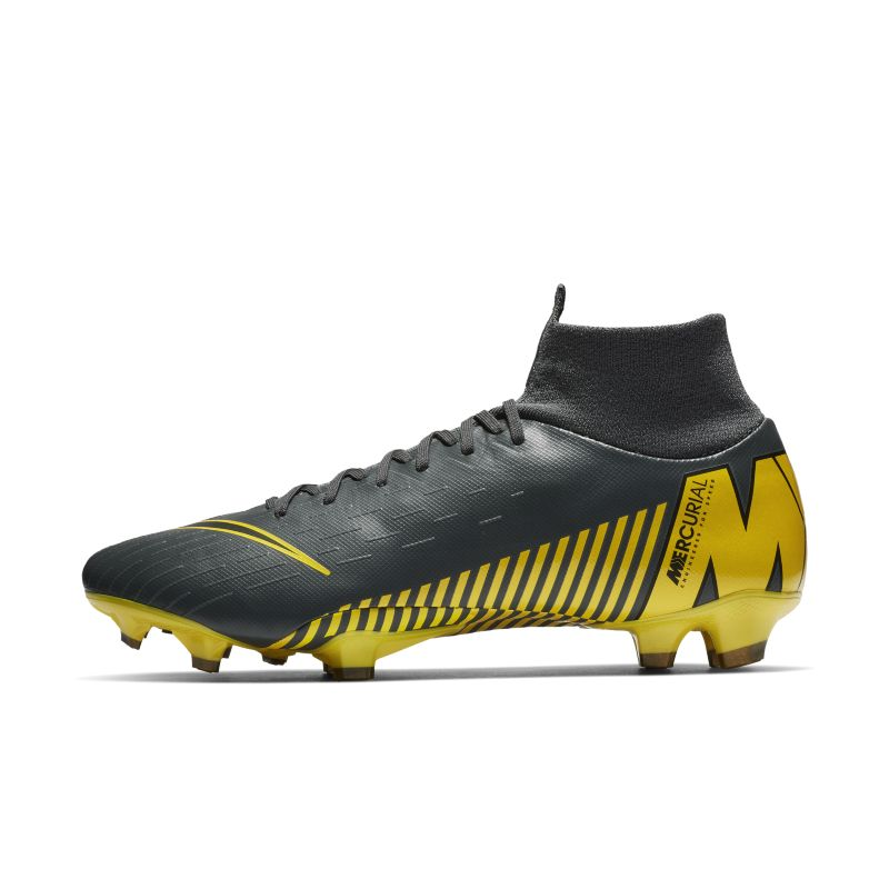 Nike Superfly 6 Pro FG Firm-Ground Football Boot - Grey