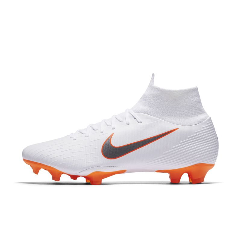 Nike Mercurial Superfly VI Pro Just Do It Firm-Ground Football Boot - White