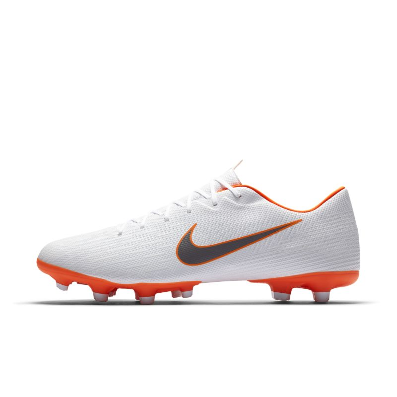 Nike Mercurial Vapor XII Academy Just Do It Multi-Ground Football Boot - White