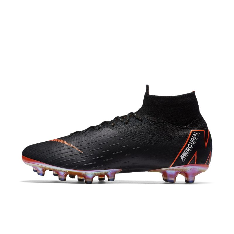Nike Mercurial Superfly 360 Elite AG-PRO Artificial-Grass Football Boot - Black