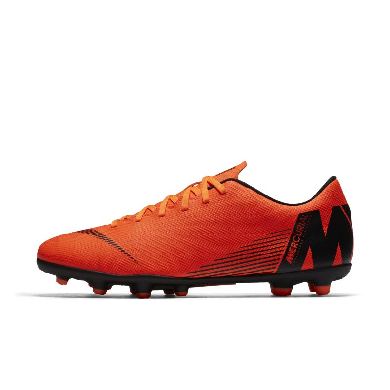 Nike Mercurial Vapor XII Club MG Multi-Ground Football Boot - Orange