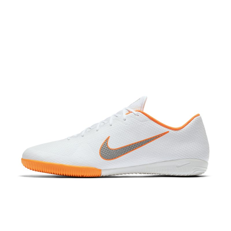 Nike MercurialX Vapor XII Academy Just Do It Indoor/Court Football Shoe - White