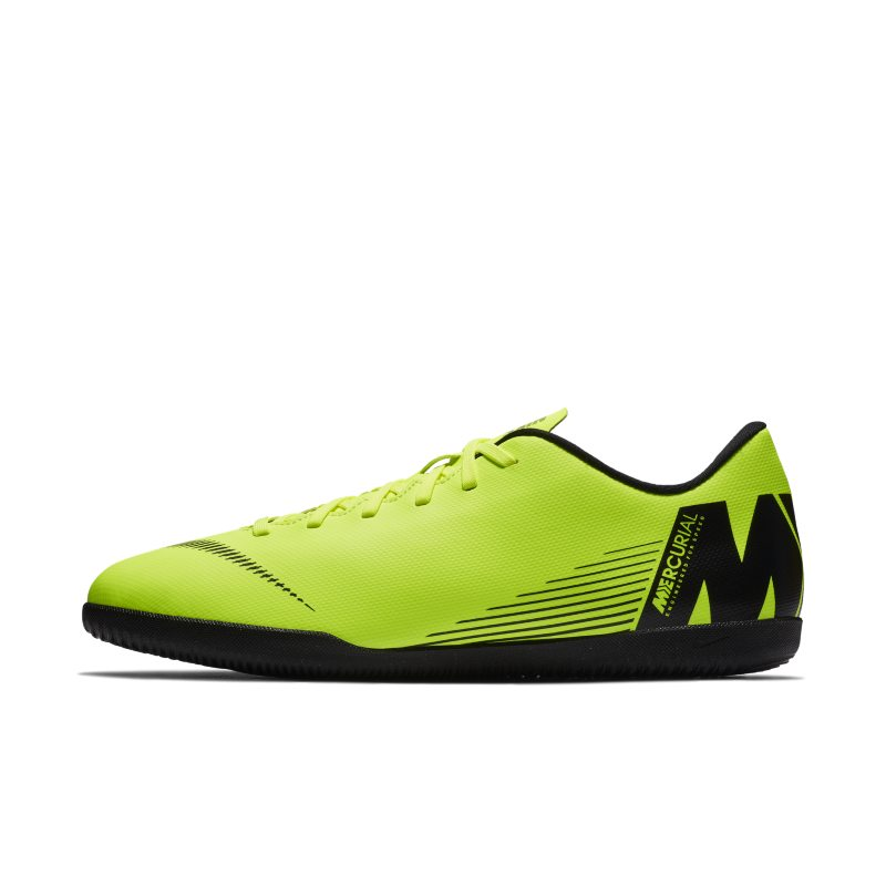 Nike MercurialX Vapor XII Club IC Indoor/Court Football Shoe - Yellow