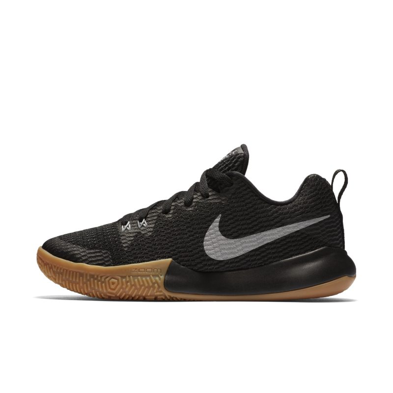 Nike Zoom Live II Women's Basketball Shoe - Black