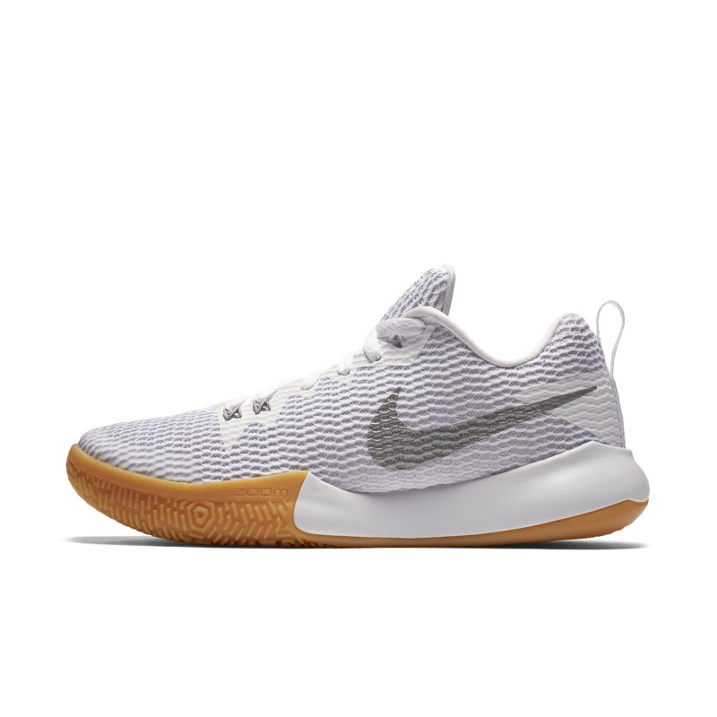Nike Zoom Live II Women's Basketball Shoe - White