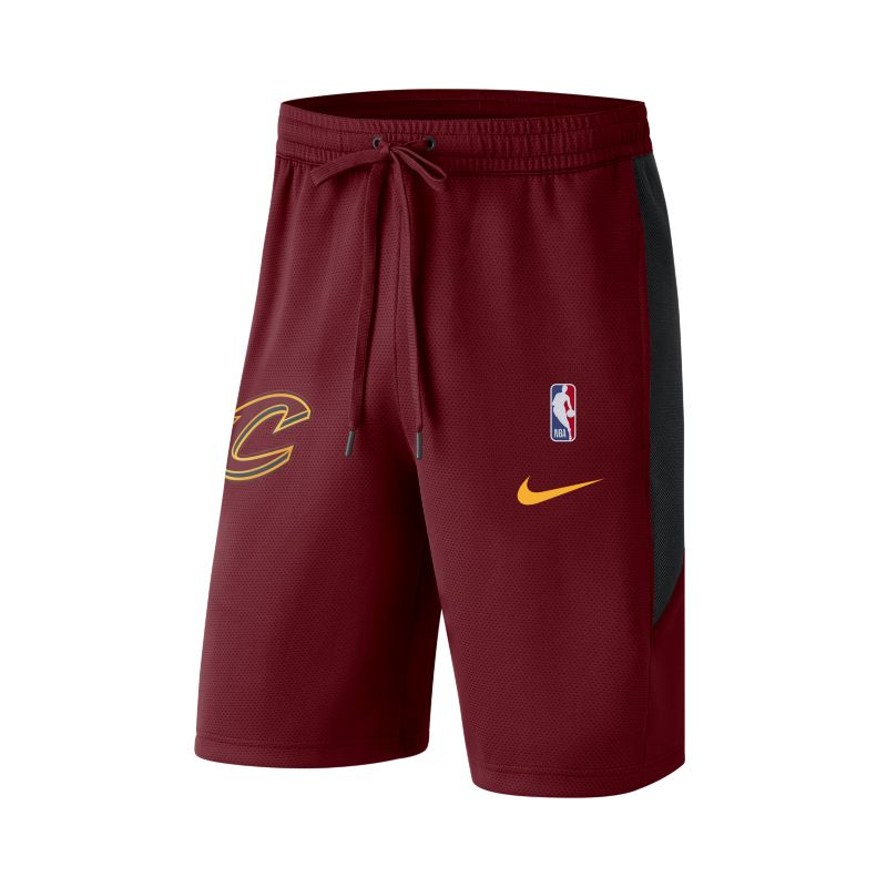 Cleveland Cavaliers Nike Therma Flex Men's NBA Shorts - Red