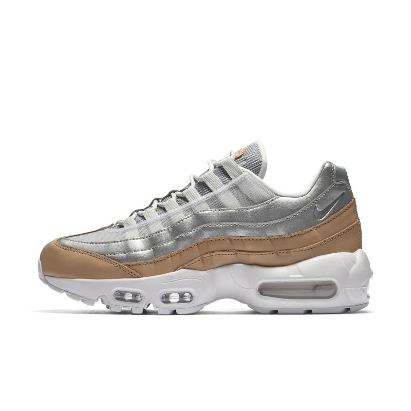 Nike Air Max 95 SE Women's Shoe - Silver