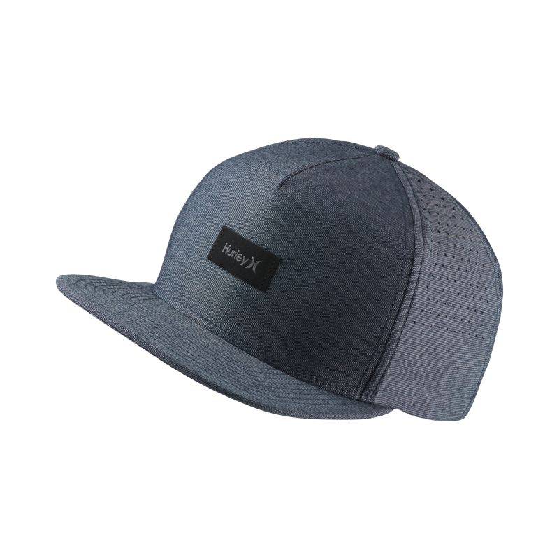 Hurley Dri-FIT Staple Adjustable Hat - Blue