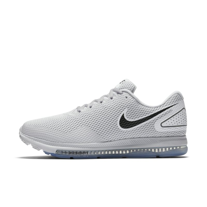 Nike Zoom All Out Low 2 Men's Running Shoe - Silver