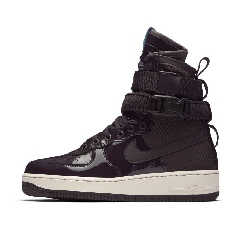 Image of Scarpa Nike SF Air Force 1 SE Premium Force Is Female - Donna - Viola