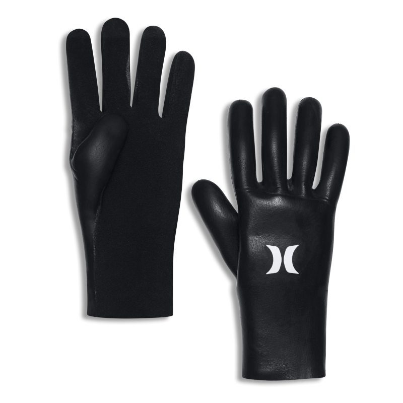 Hurley Advantage Plus 3/3mm Wetsuit Gloves - Black