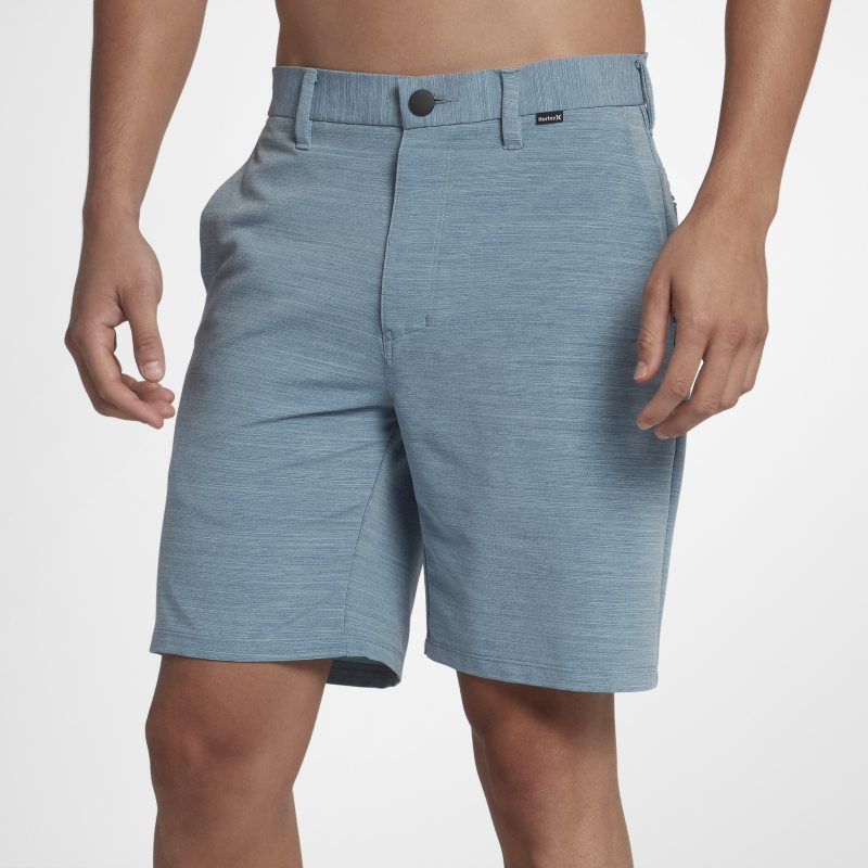 Hurley Dri-FIT Cutback Men's 48cm Walkshorts - Blue