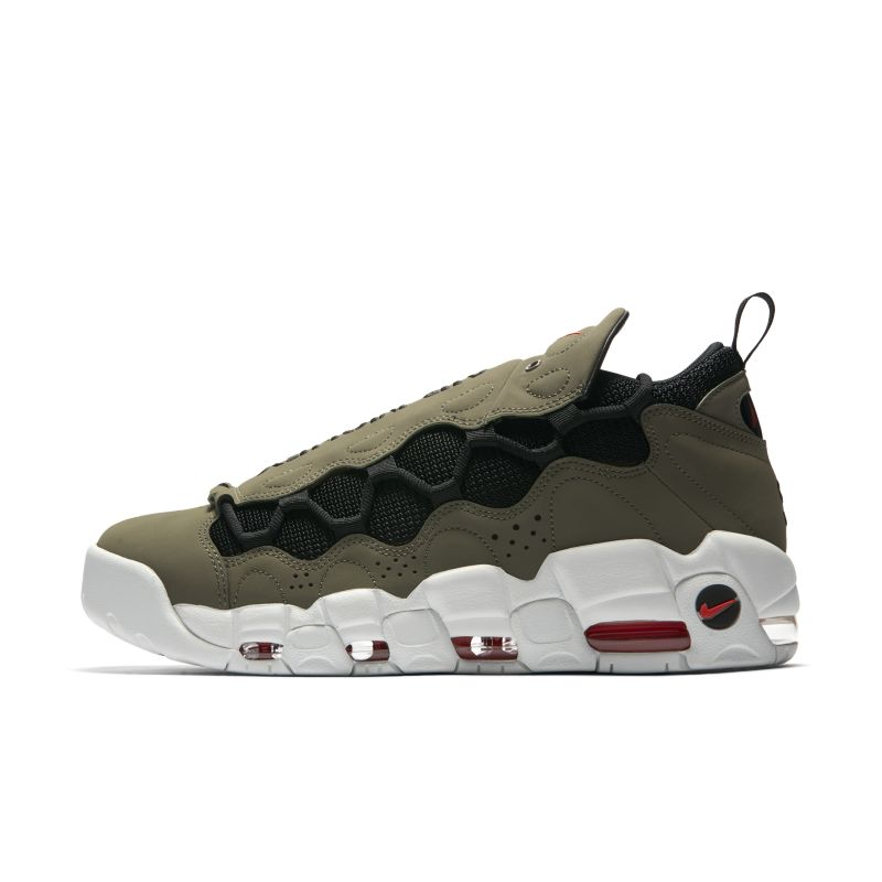 Image of Scarpa Nike Air More Money - Uomo - Olive