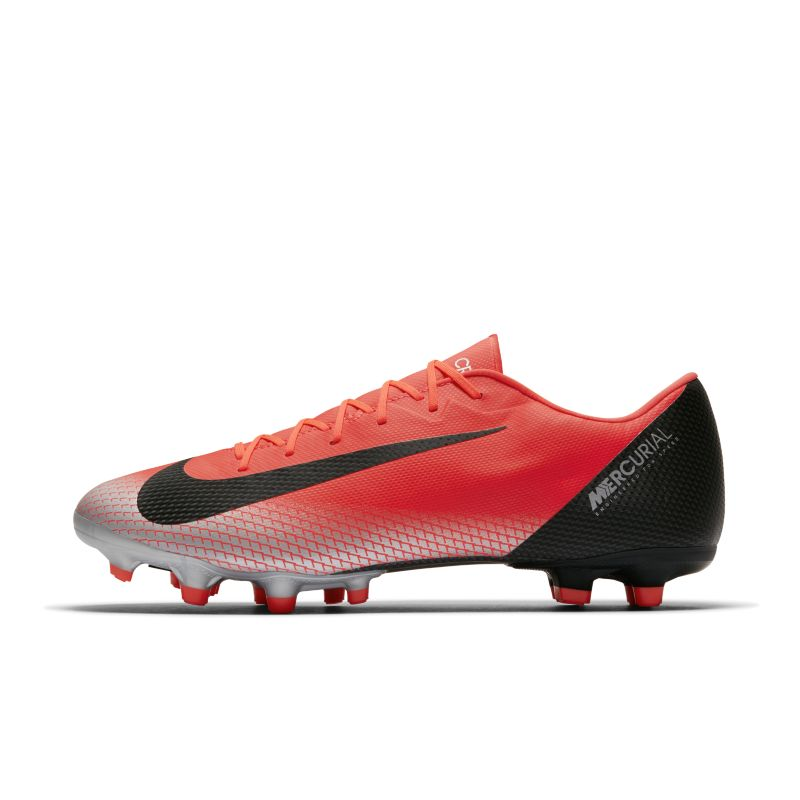 Nike Mercurial Vapor 12 Academy CR7 MG Multi-Ground Football Boot - Red