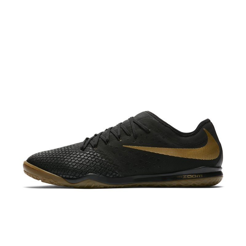 Nike Zoom Hypervenom III Pro Indoor/Court Football Shoe - Black
