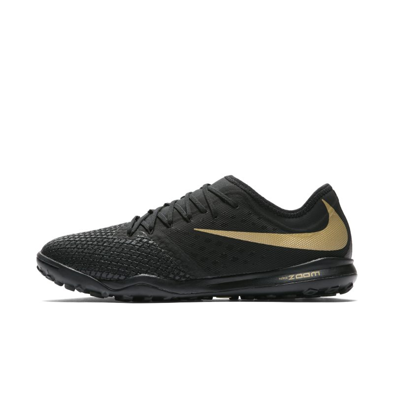 Nike Zoom Hypervenom III Pro Artificial-Turf Football Shoe - Black