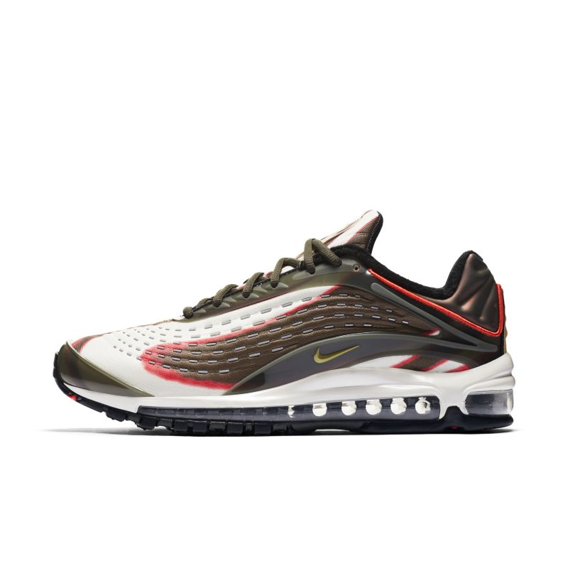 Image of Scarpa Nike Air Max Deluxe - Uomo - Olive