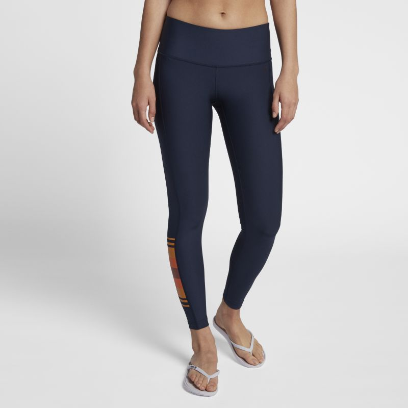 Hurley Quick Dry Pendleton Grand Canyon Women's Leggings - Blue