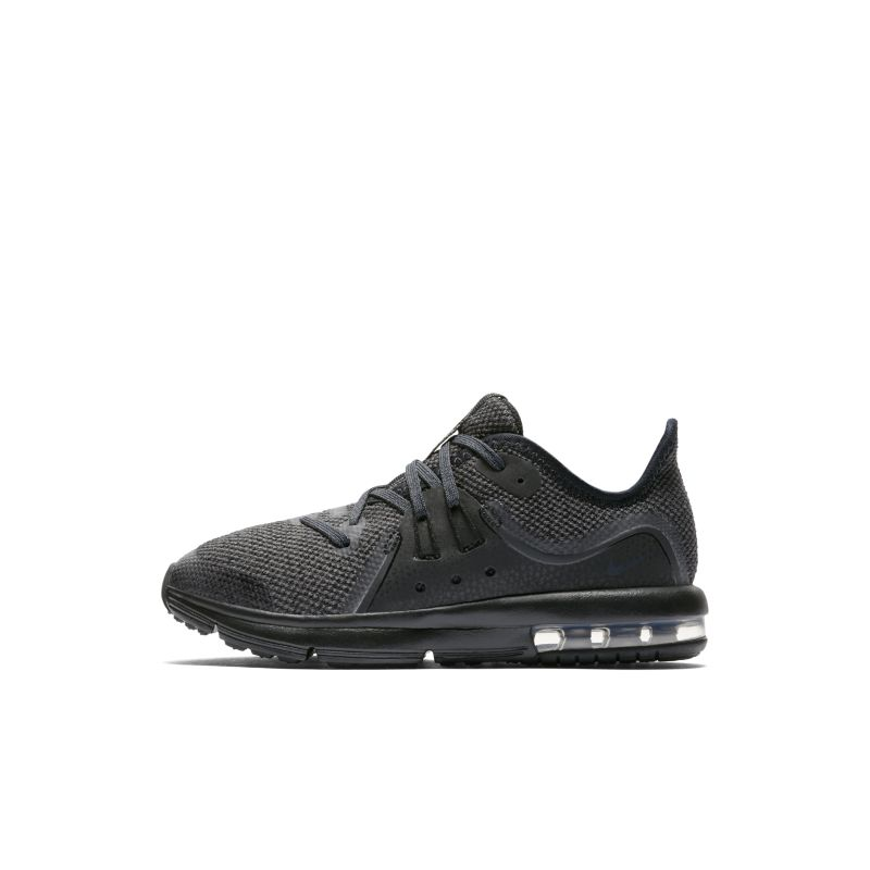 Nike Air Max Sequent 3 Younger Kids' Shoe - Black