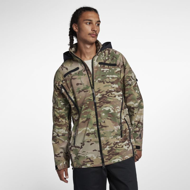 NikeLab Collection Men's Jacket - Olive