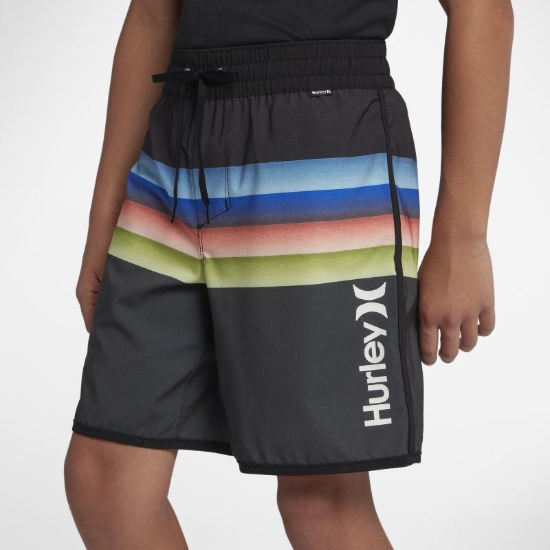 Hurley Phantom Chill Older Kids' (Boys') 41cm Boardshorts - Black