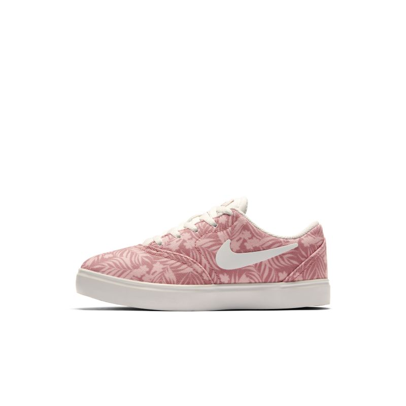 Nike SB Check Premium Younger Kids' Shoe - Pink