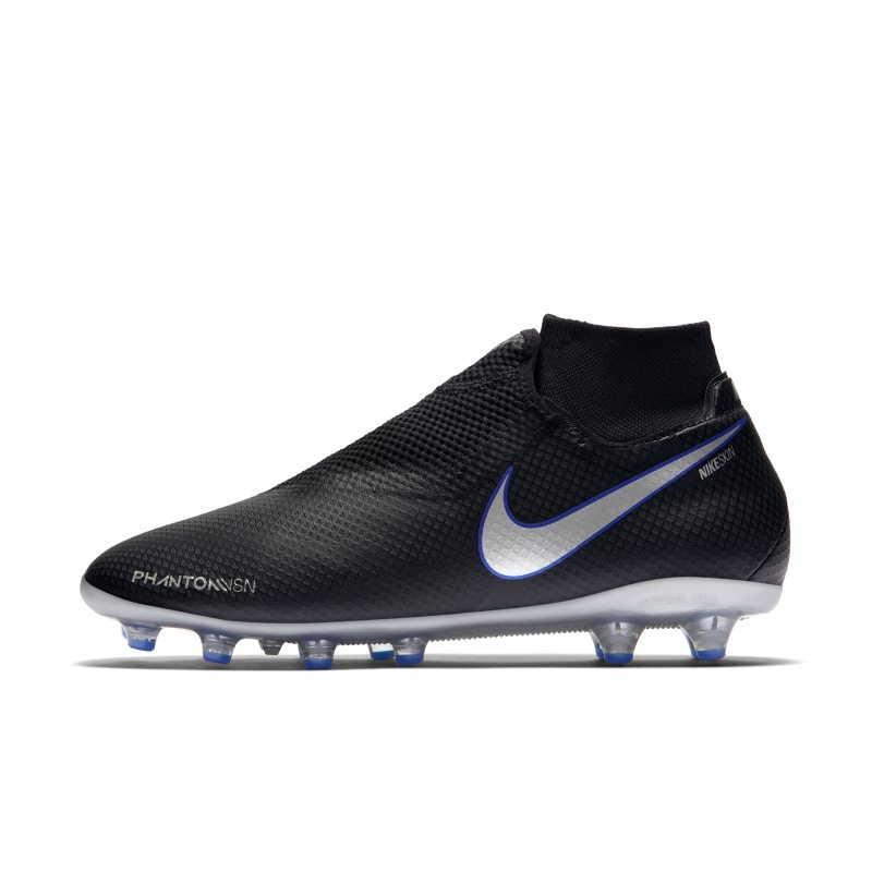Nike Phantom Vision Pro Dynamic Fit AG-PRO Artificial-Grass Football Boot - Black