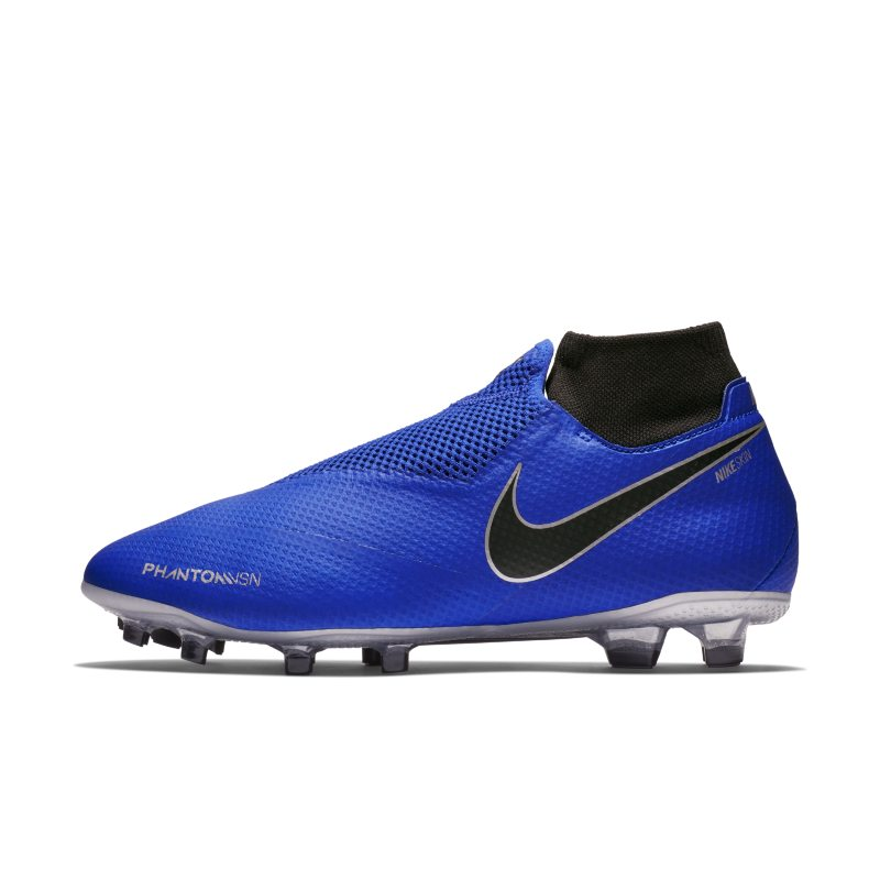 Nike Phantom Vision Pro Dynamic Fit Firm-Ground Football Boot - Blue
