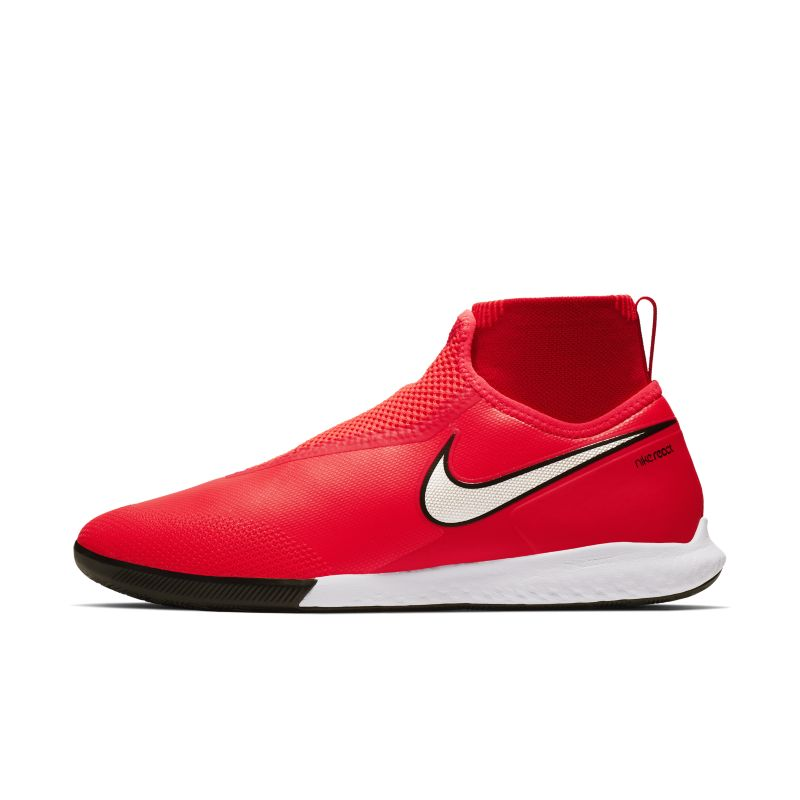 Nike React PhantomVSN Pro Dynamic Fit Game Over IC Indoor/Court Football Boot - Red
