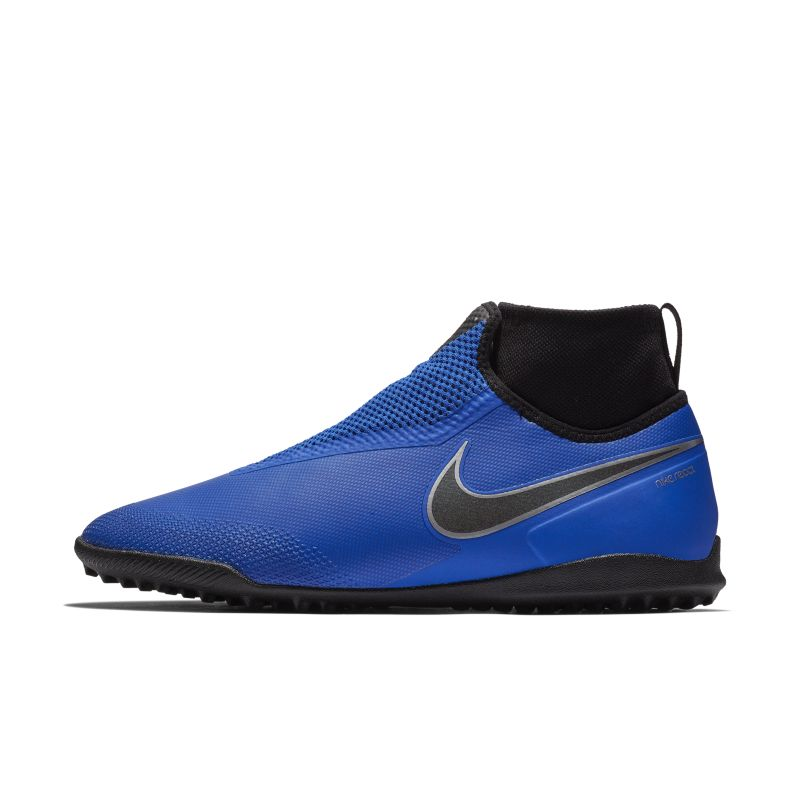Nike Phantom Vision Pro Dynamic Fit Turf Football Shoe - Blue