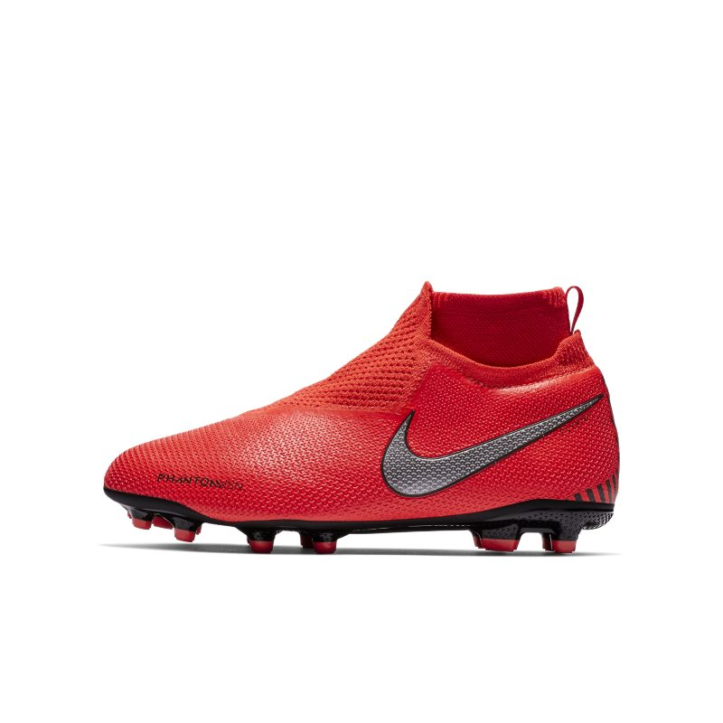 a221d0bb2f43 Nike Jr. PhantomVSN Elite Dynamic Fit Game Over MG Older Kids' Multi-Ground  Football Boot – Red