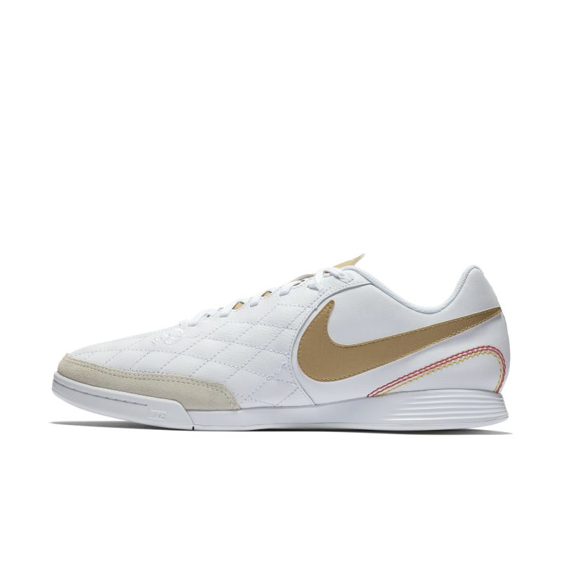 Nike TiempoX Legend VII Academy 10R Indoor/Court Football Shoe - White