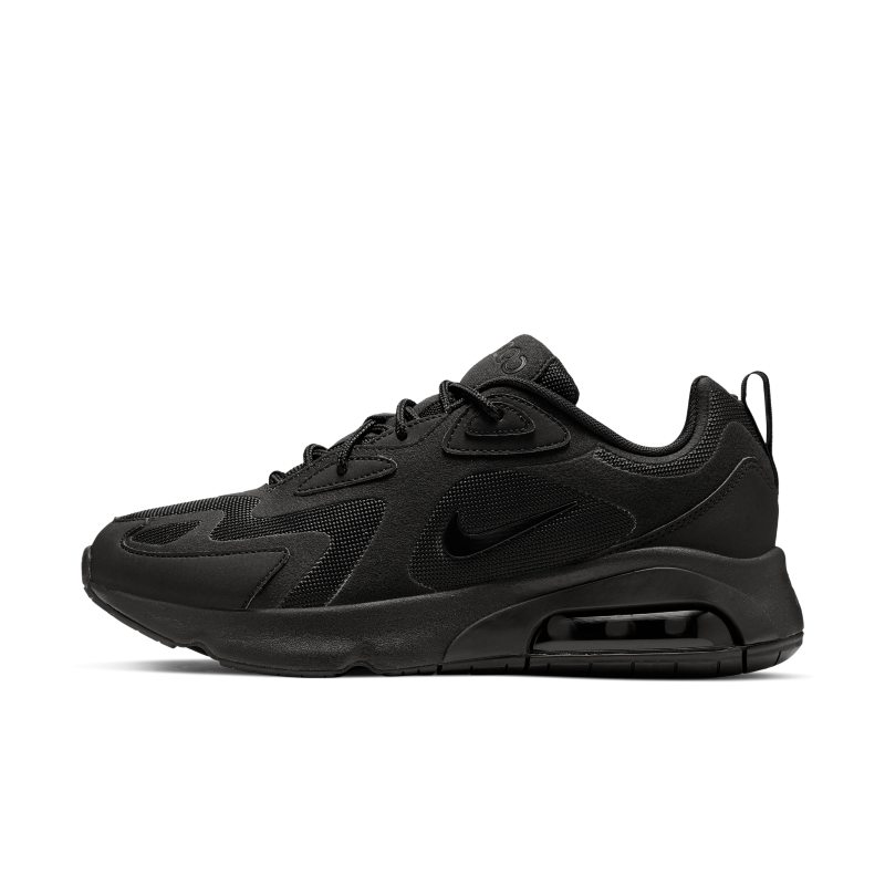 Nike Air Max 200 Men's Shoe – Black