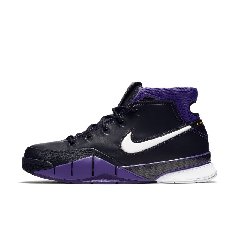 Kobe 1 Protro Basketball Shoe - Black