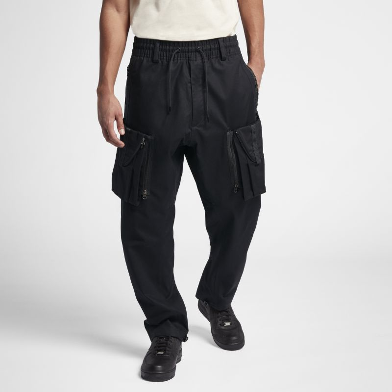 NikeLab ACG Men's Cargo Trousers - Black