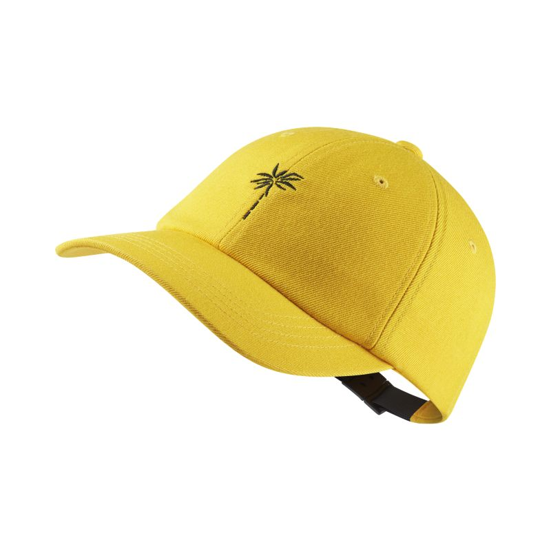 Hurley Palm Women's Dad Hat - Yellow