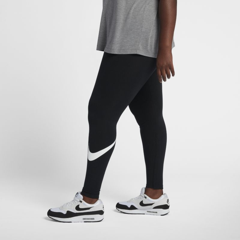 Nike Plus Size - Sportswear Women's Leggings - Black