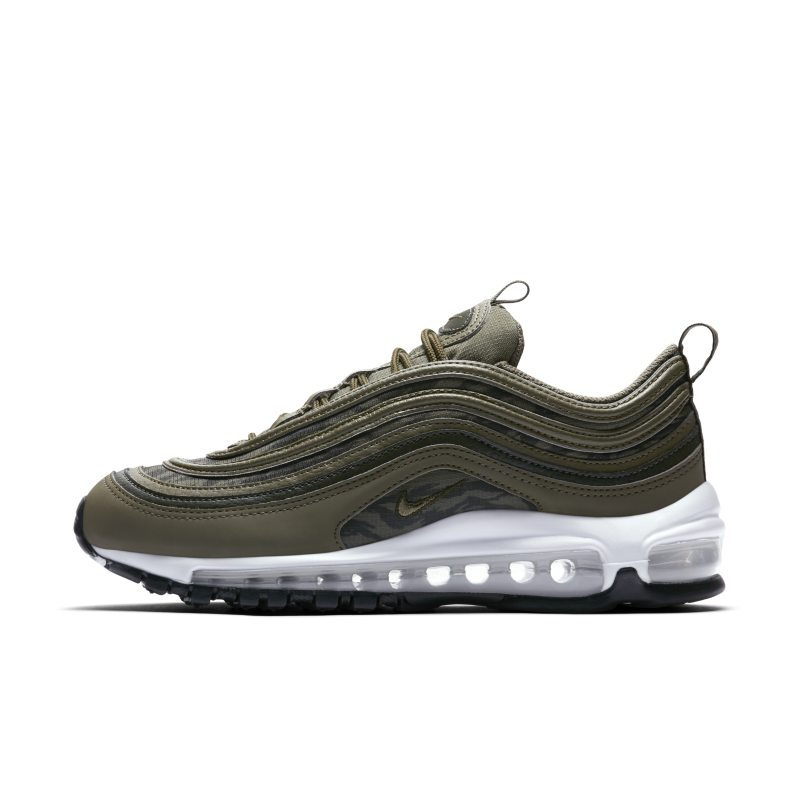 Nike Air Max 97 Older Kids' Shoe - Olive
