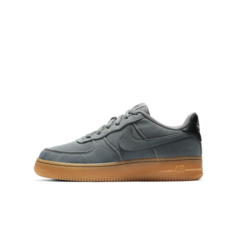 Image of Scarpa Nike Air Force 1 LV8 Style - Ragazzi - Silver