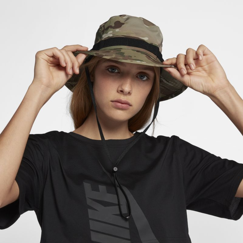 Image of Cappello camo NikeLab - Olive