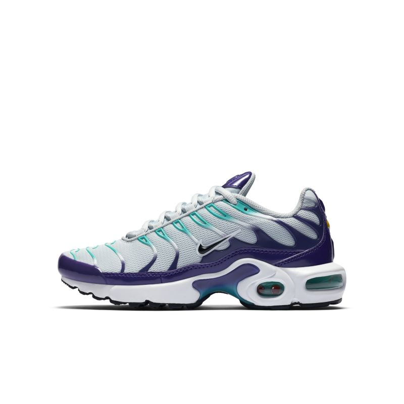 Image of Scarpa Nike Air Max Plus - Ragazzi - Silver