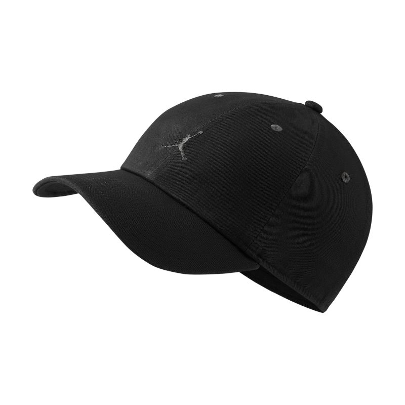 Jordan Jumpman Heritage 86 Adjustable Hat - Black